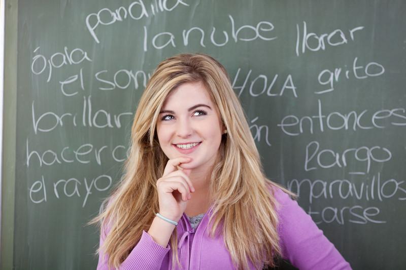 thinking about spanish